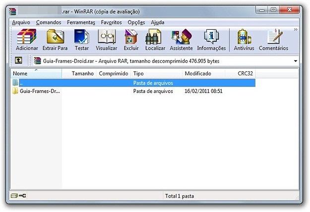 Winrar Windows 7